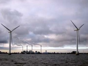 Wind Turbine Copenhagen