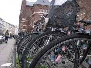In Copenhagen, public transportation promotes green initiatives