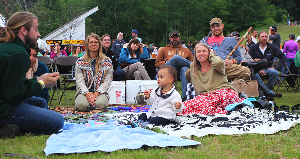 family fun hippy hippies hipsters with babies hipster parents Elberta Solstice Festival 2014 Benzie County Michigan Betsie River Betsie Bay Betsie Current Waterfront Park Aubrey Ann Parker
