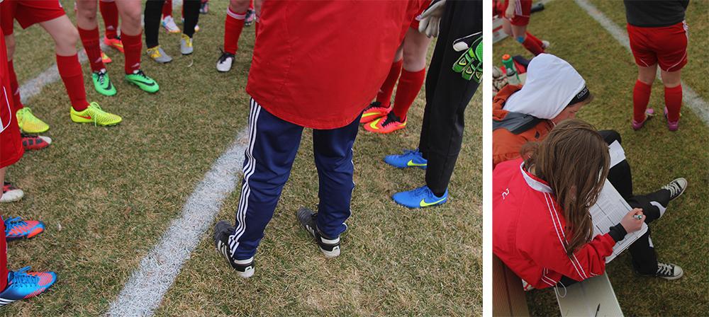 soccer cleats soccer shoes benzie central girls varsity soccer coach scott kubit