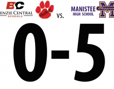 Benzie Girls Soccer: Friday, April 10, at Manistee (0-5 Loss)