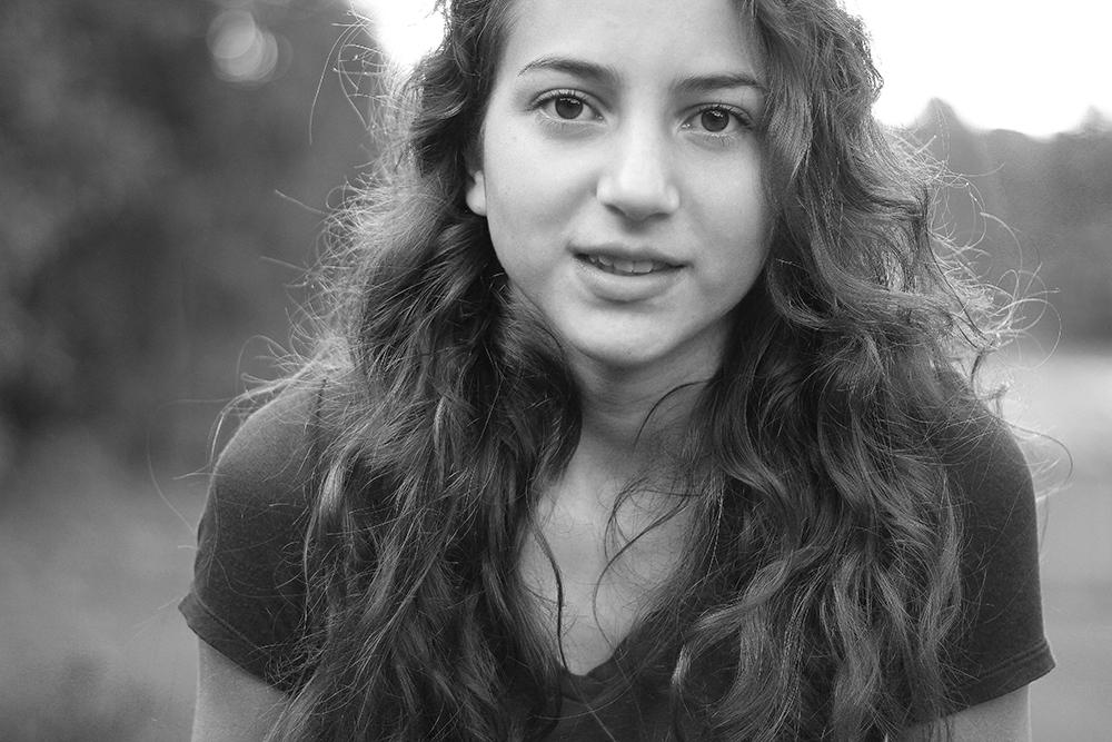 Megan Cota Benzie Central High School senior portrait senior photo aubrey ann parker photography Treat. Farm Sleeping Bear Dunes National Lakeshore
