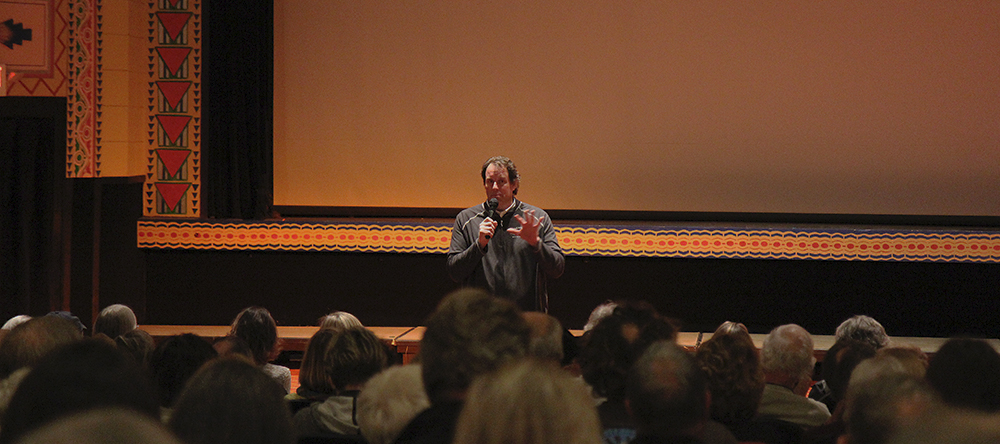 Rick Schmitt 7th annual Frankfort Film Festival 2015 The Garden Theater F3 Frankfort Michigan