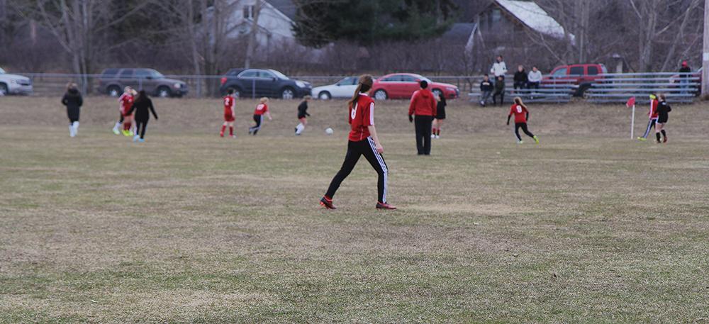 Jenna Rae Saier Jenna Saier Benzie girls soccer Benzie Central girls varsity soccer Suttons Bay soccer Suttons Bay lady norsemen