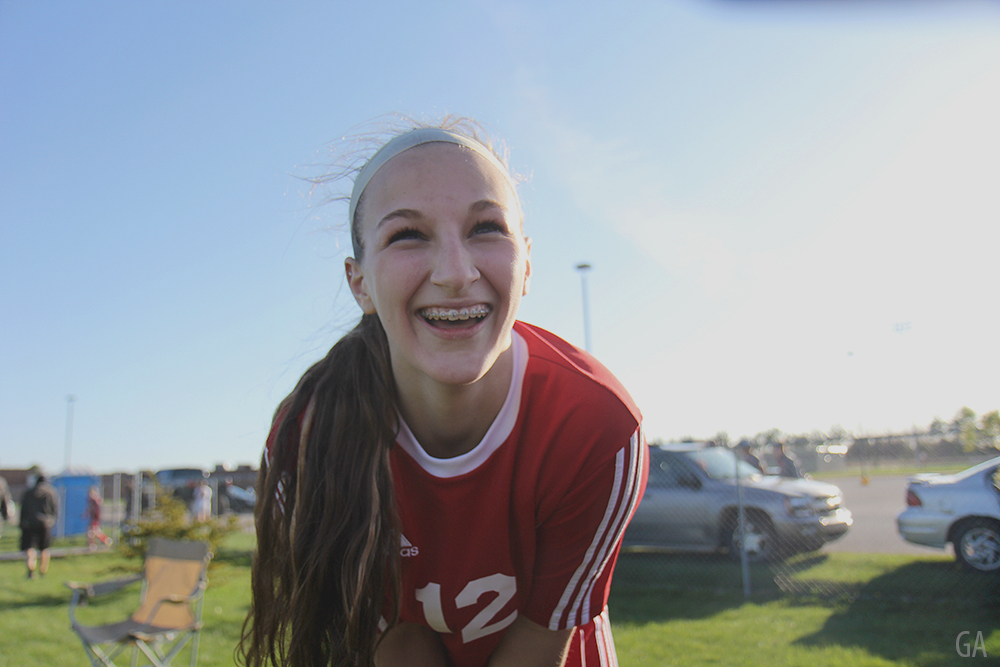 Sarah Middleton Benzie girls soccer Benzie Central girls varsity soccer Benzie Central Huskies