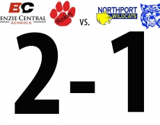 Benzie Girls Soccer: Monday, April 20, at Northport (2-1 Win)