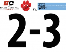 Benzie Girls Soccer: Thursday, April 14, vs. Brethren (2-3 Loss)