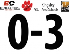 Benzie Girls Soccer: Monday, April 18, vs. Kingsley (0-3 Loss)