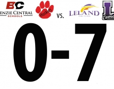 Benzie Girls Soccer: Wednesday, May 18, vs. Leland (0-7 Loss)