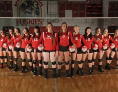 Benzie Central Varsity Volleyball 2016: Team Photos