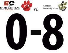 Benzie Girls Soccer: Monday, April 17, vs. Glen Lake (0-8 Loss)