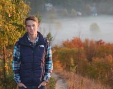 Fall Senior Portraits: Cameron Kubit