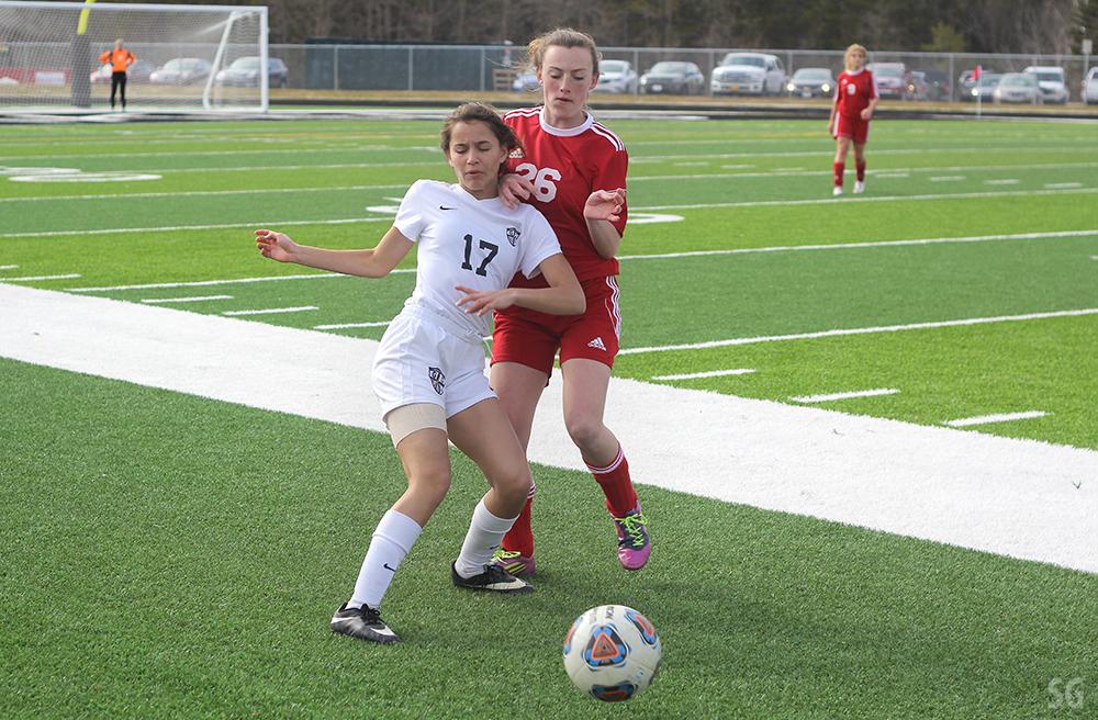 Kali Price Benzie soccer Benzie girls soccer Benzie Central girls soccer Benzie Central girls varsity soccer
